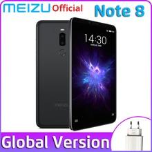 Meizu Note 8, 4 ГБ, 64 ГБ, мобильный телефон, Note8, Смартфон Snapdragon 632, четыре ядра, полноэкранный мобильный телефон, 3600 мА/ч, аккумулятор M8 note
