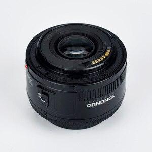 Image 3 - YONGNUO YN EF 50mm f/1.8 AF Lens for Canon EOS 350D 450D 500D 600D 650D 700D Camera Lens Aperture Auto Focus YN50mm Lens Hot
