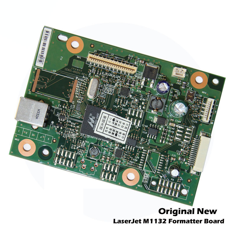 Original New For HP CP1210 CP1215 1210 HP1215 M1132 HP1132 Formatter Board Main Board Logic Board CB505-60001 CE831-60001