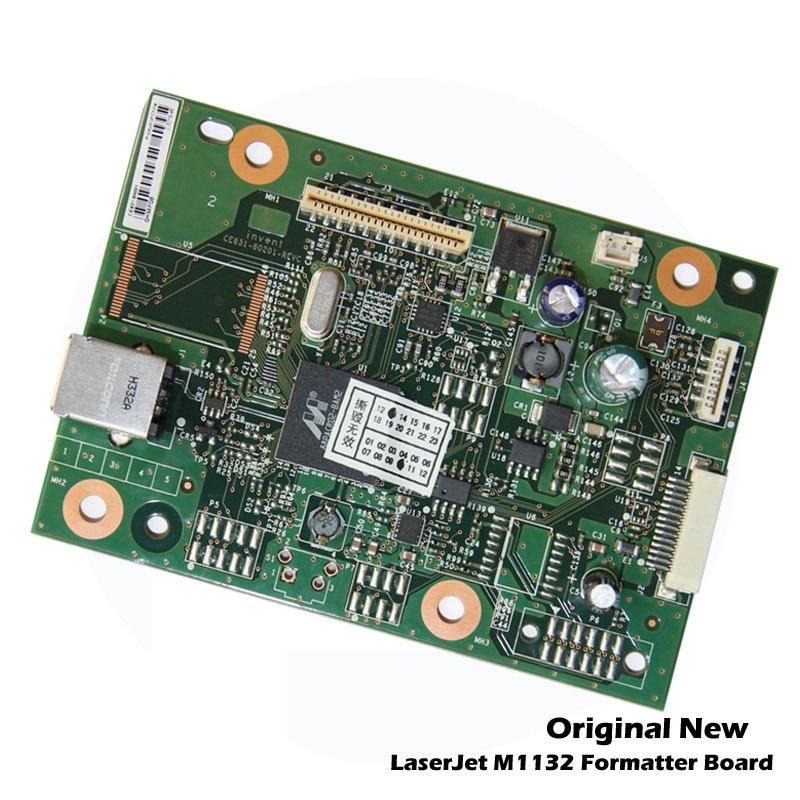 Original New For HP CP1210 CP1215 1210 HP1215 M1132 HP1132 Formatter Board Main Board Logic Board CB505-60001 CE831-60001