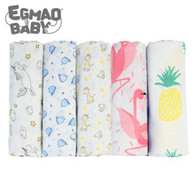 70% Bamboo 30% Cotton Baby Blankets Newborn Photography Accessories Soft Swaddle Wrap Soft Baby Bedding Bath Towel Swaddle