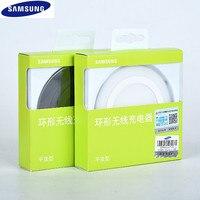 Original Samsung Drahtlose Ladegerät qi Lade Pad Für Galaxy s10 S8 S9 S7 S6 RAND s20 s20 plus Note 5 8 9 10 für xiaomi EP-PG920I