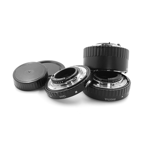 Image 4 - Pixco Nikon Metal Auto Focus Macro Extension Tube Set MK N AF1 A 12+20+36mm