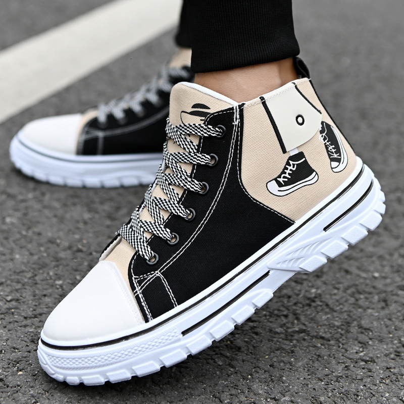 2020 Male Shoe Autumn 2019 Cartoon