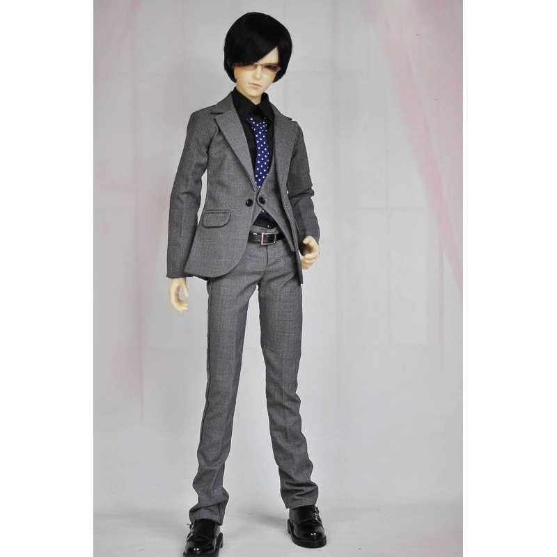 """BJD Sport Coat Slacks Pants Casual Outfits For Male 1//3 24/"""" 60CM SD DK DZ  Doll"""