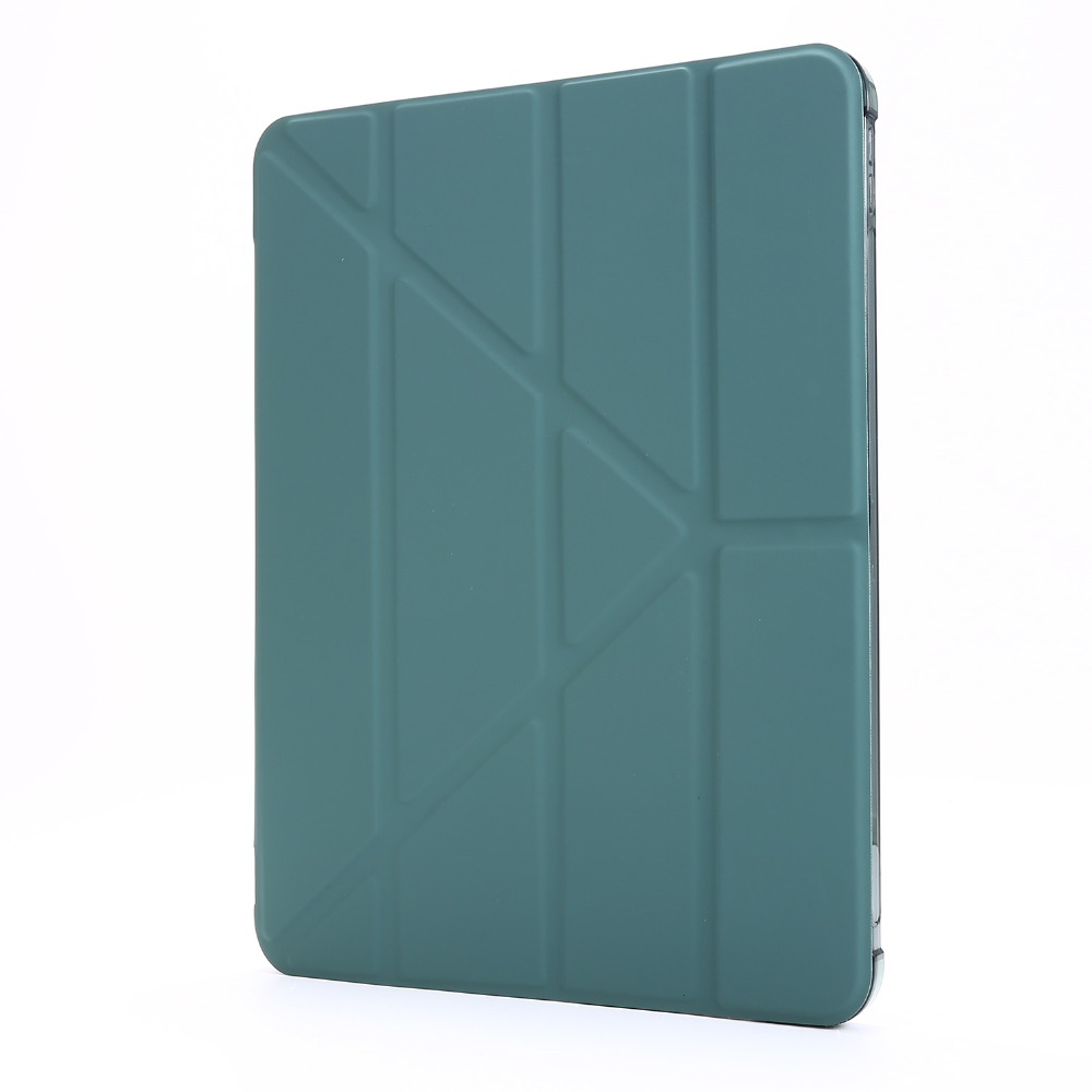 Cover PU Protective iPad 2020 Case Case Pro Tablet 12.9 Funda 2018 Folding For Leather