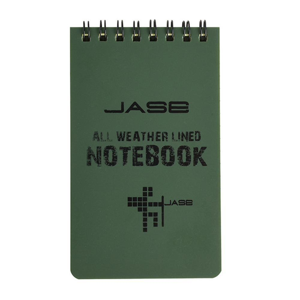 Tactical Notebook All Weather Waterproof Writing Paper Note Book Military Outdoors Camping Waterproof Notepad Flyer