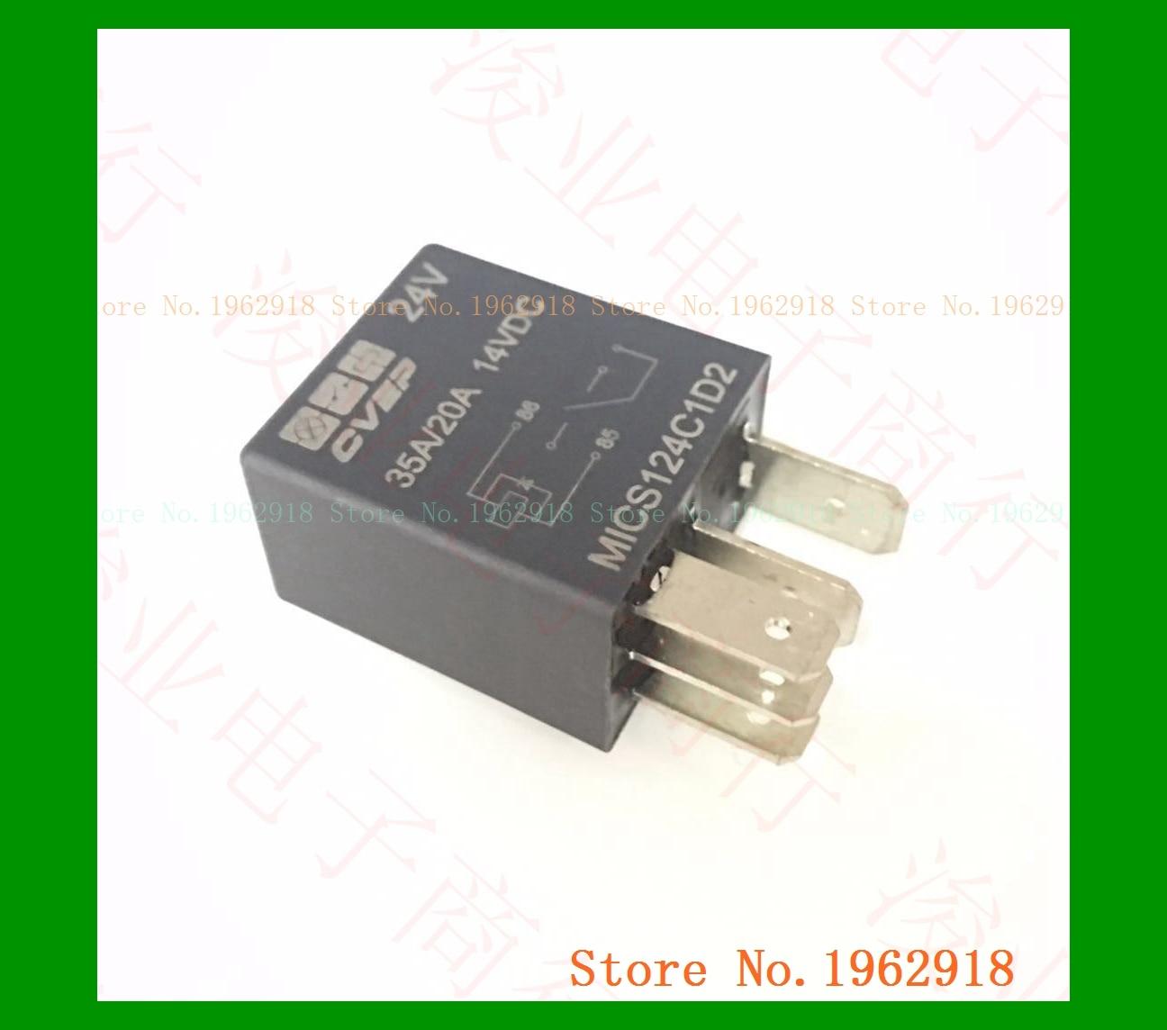 MICS124C1D2 5 V 24V 35A 24VDC