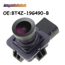 Vista traseira invertendo câmera de backup BT4Z 19G490 B FL1T 19G490 AC DT4Z 19G490 B BT4Z 19G490 A para ford edge lincoln mkx 2011 2015