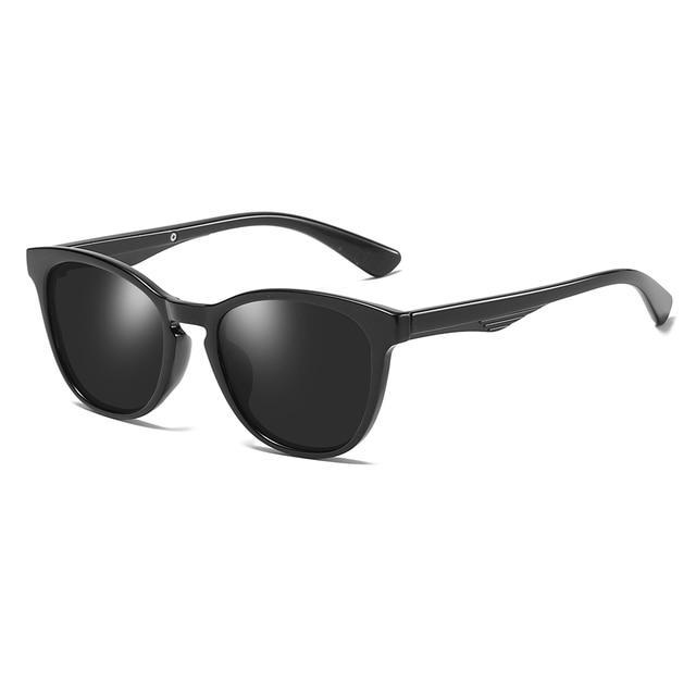 2020 Fashion Cat Eye Frames Polarized Sunglasses for Women Classic Luxury Retro Ladies Sunglasses UV400 Protection 1