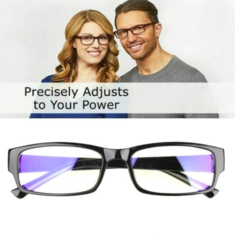 Очки для чтения с авторегулировкой, из материала TR90