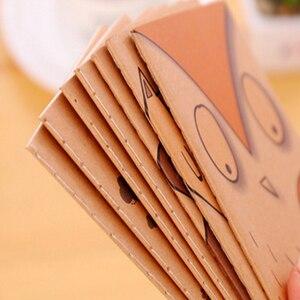 Image 5 - 40 Cái/lốc Mini Dễ Thương Vintage Sổ Tay Nhỏ Giấy Xách Tay Công Sở Học Tập Vận Chuyển Miễn Phí