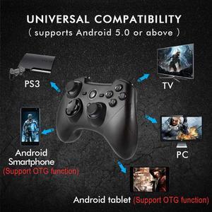 Image 5 - Manette de jeu sans fil 2.4G pour PS3 Ga mi ng manette de contrôle pour manette Android pour PC Xiao mi TV boîte téléphone jeu Pad Joypad