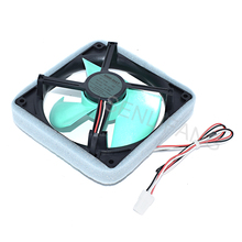Refrigerator Cooling-Fan NMB-MAT for Fba12j15v/Dc15v/0.28a 120--120--25mm 3-Wire New