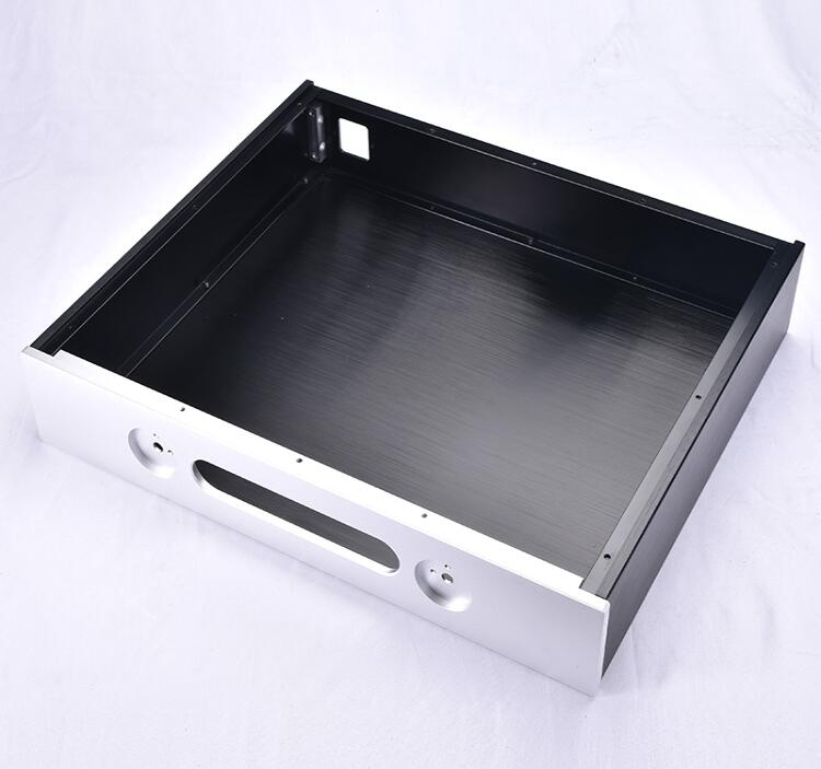 Neue 4308D Alle aluminium verstärker chassis / DAC Fall/Pre-verstärker chassis / AMP Gehäuse/fall/DIY box