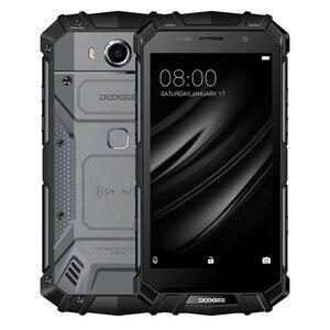 Image 4 - DOOGEE S60 Lite 5.2 pouces Smartphone IP68 étanche Quad Core 4GB 32GB Android 8.1 téléphone portable LTE robuste dur téléphone portable NFC