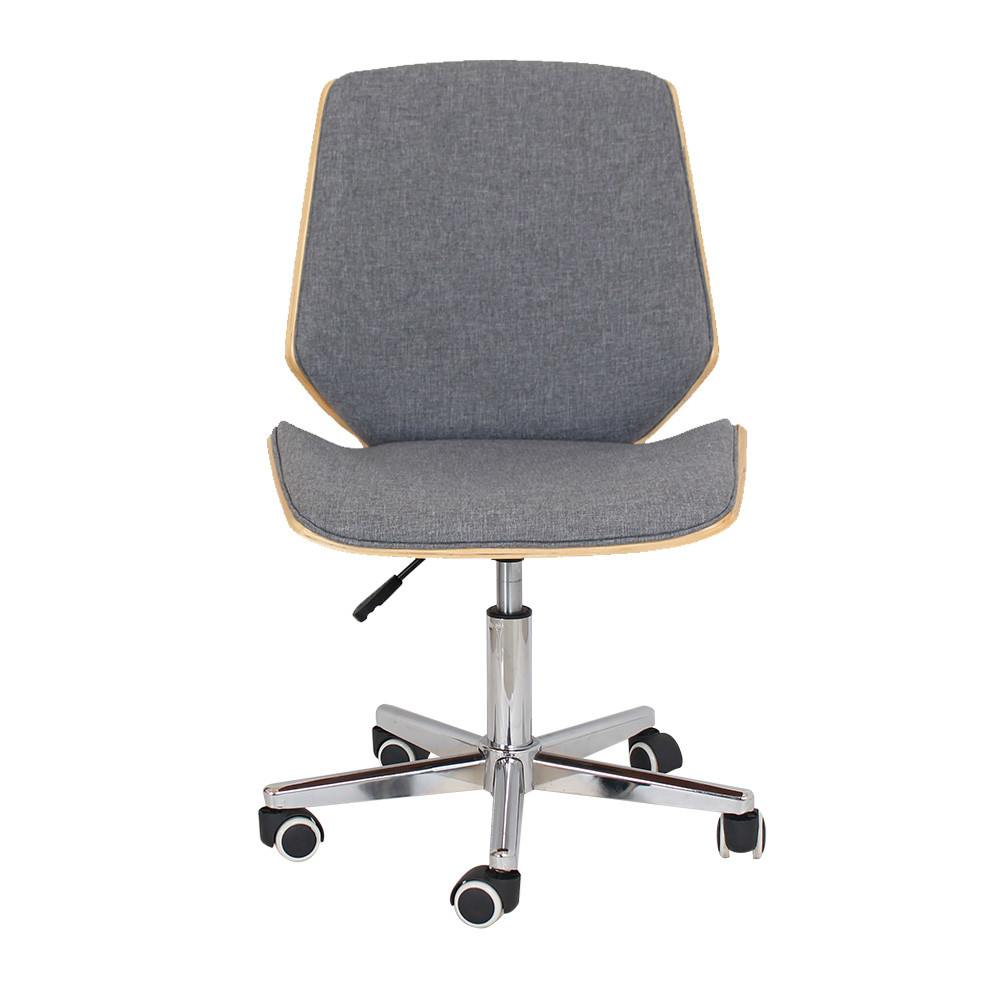 Fashion Swivel Chair Solid Wood Computer Chair Lift Chair Home Study Chair Office Front Desk Lounge Chair Aliexpress