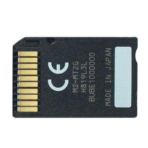 Image 5 - Новое поступление, Лидер продаж, карта памяти объемом 32 Мб, двойная карта памяти для PSP/камеры, палочка для памяти, антипрофессиональная карта
