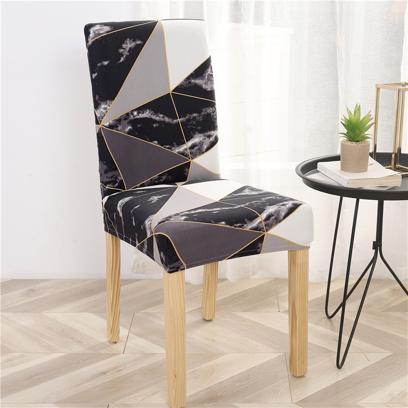 Ikea Eetkamer Stoelhoezen.Best Sale 502b Elastic Seat Chair Covers Printed Chair Cover