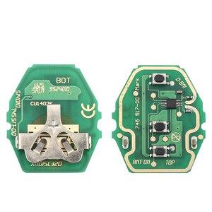 Dandkey автомобиль дистанционного ключа для BMW EWS системном E38 E39 E46 X3 X5 Z3 Z4 1/3/5/7 серии 315/433 МГц ID44 чип пустой ключ корпус передатчика