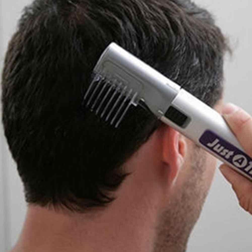 3 в 1 качественный триммер бритвенный гребень ручной машинки для стрижки волос Волшебная ошибка доказательство сделать это самостоятельно Стрижка волос борода режущий инструмент