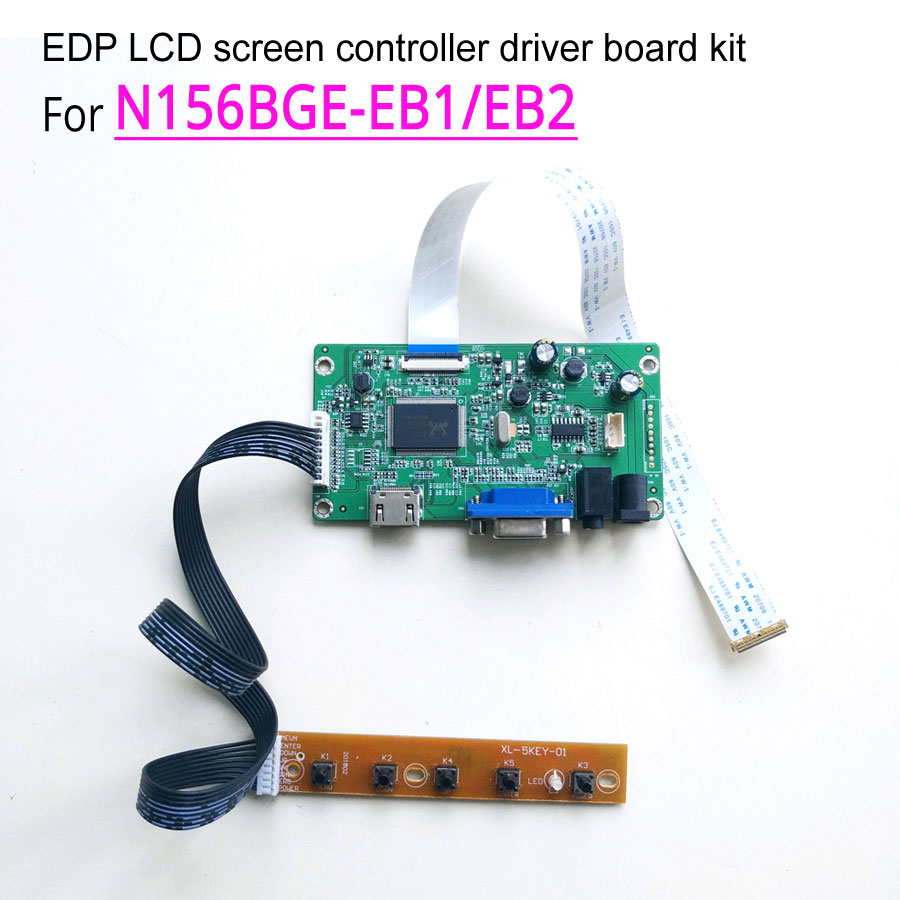 LCD Controller Board HDMI Kit For 11.6 eDP Display Panel B116HAN03.0 B116HAN05.0