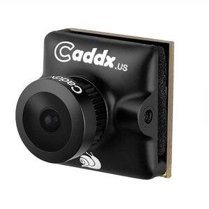 """Image 2 - Caddx турбо микро F2 1/3 """"CMOS 2,1 мм 1200TVL 16:9/4:3 NTSC/PAL с низкой задержкой FPV камера с микрофоном для RC FPV Racing Drone"""