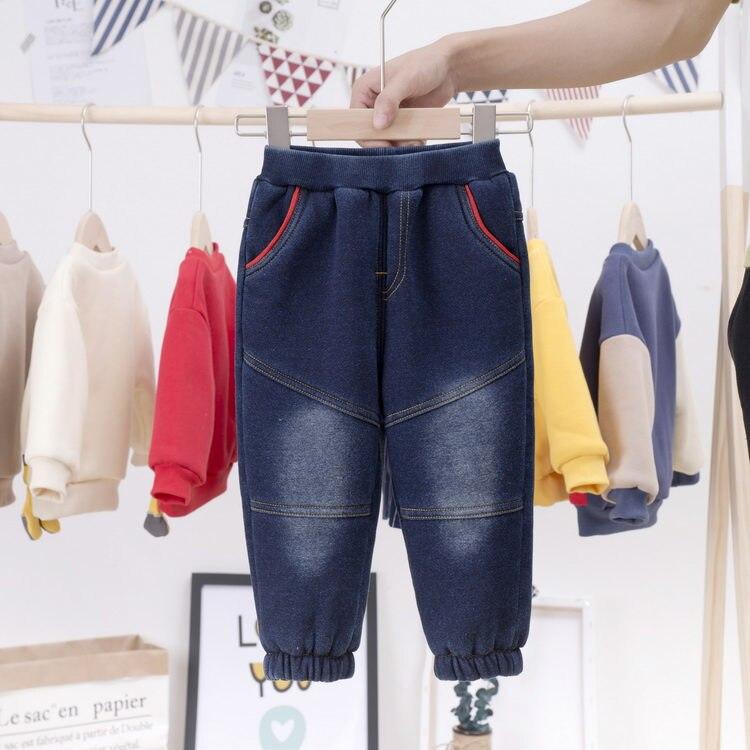 Baru Lahir Bebe Jeans Baby Celana Anak Laki Laki Celana Cewek Legging Musim Dingin Hangat Bayi Balita Celana Denim Anak Penebalan Bayi Pakaian Celana Aliexpress