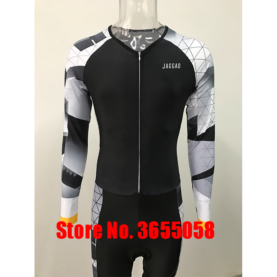 New Jaggad High Quality Cycling Skinsuit 2019 Men 39 s Triathlon Mtb Bike Sport Clothes Maillot Ciclismo Jumpsuits Road Bike Suits in Cycling Sets from Sports amp Entertainment
