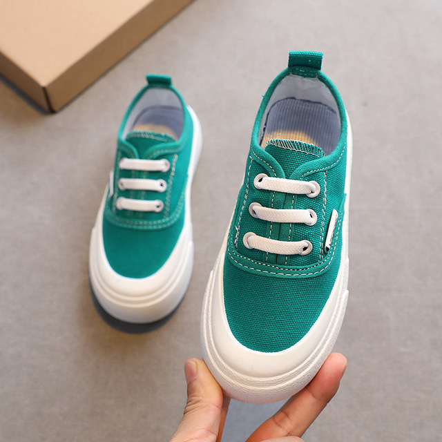 2021 Sneakers Kids Shoes Boy Girl Child Sneaker Breathable Canvas Shoes For Children Summer Fashion Baby Shoes 2