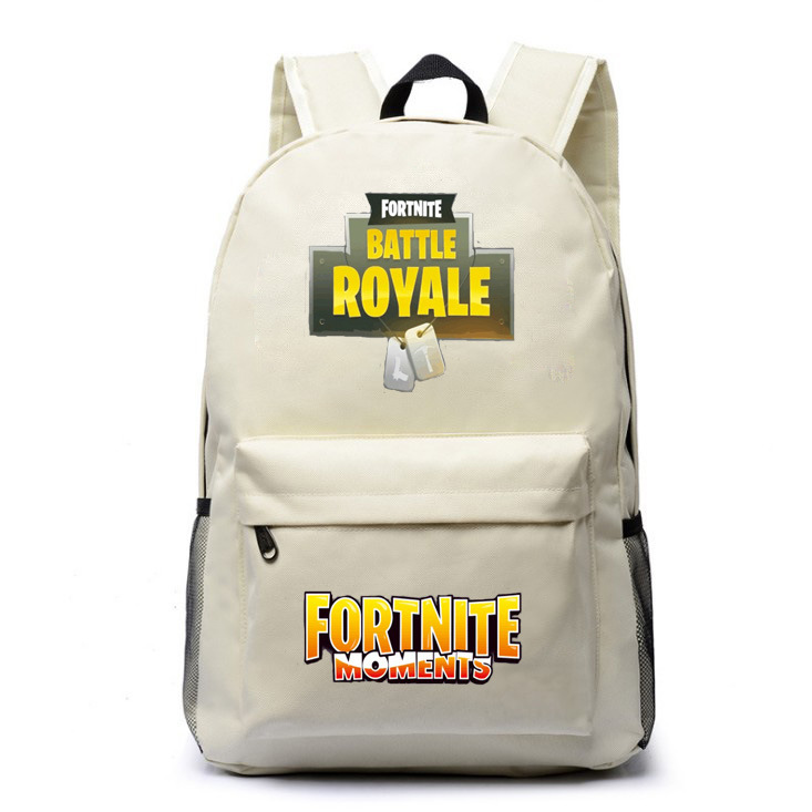 Fortnite Game Mobilefortress Night Luminous School Bag Men And Women Backpack Teenager Campus Backpack Factory Direct Supply