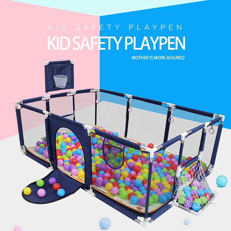 IMBABY забор для обеспечения безопасности ребенка для маленьких бассейн с шариками детская шатер шар бассейн яма для сухого бассейна детский ...