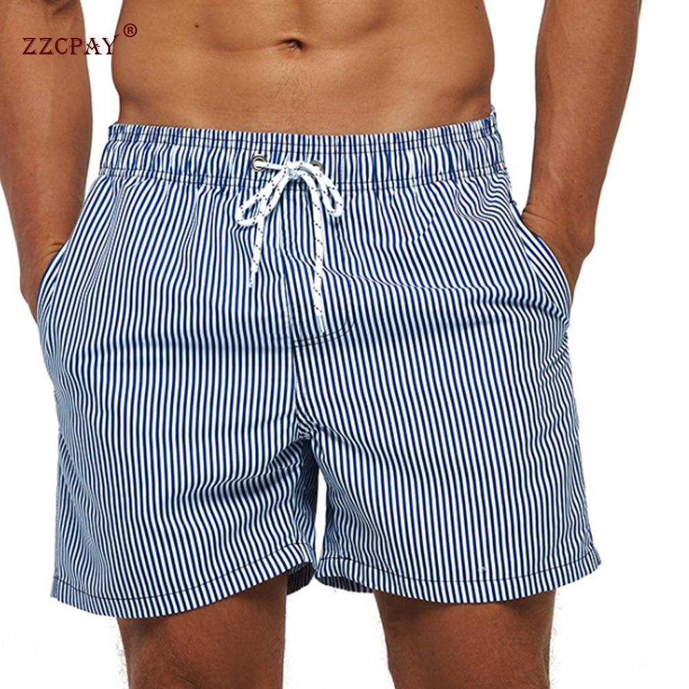 Short de Sport d'été maillots de bain pour hommes Short de plage Short de bain de Surf Short de pantalon décontracté homme à séchage rapide grande taille