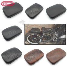 Новинка мотоциклетное черное/коричневое сиденье на присоске