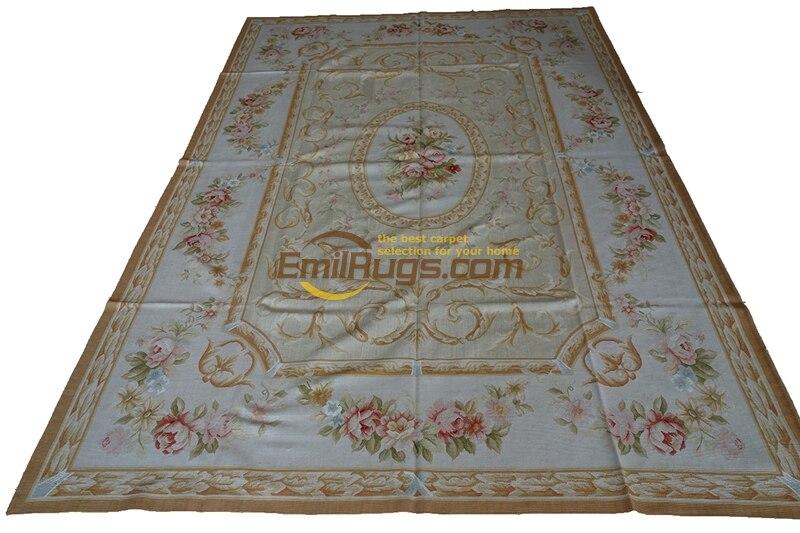 Tapis soie tricot Art magnifique Vintage Oriental noué à la main