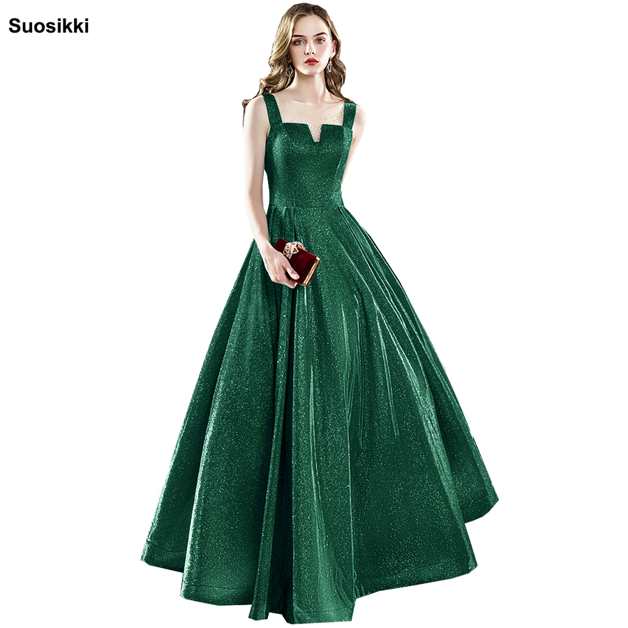 Suosikki <font><b>2018</b></font> New Personality Evening <font><b>Dress</b></font> <font><b>vestido</b></font> <font><b>de</b></font> <font><b>festa</b></font> <font><b>Sexy</b></font> Black Long Sequin prom gowns Formal Party <font><b>dress</b></font> image