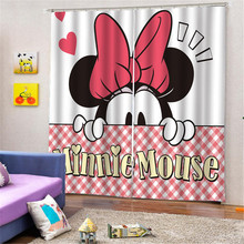 Mickey Mouse Curtains Buy Mickey Mouse Curtains With Free Shipping On Aliexpress