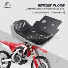 Protecteur de couvercle de protection de châssis de moteur adapté pour HONDA CRF 250L CRF250L CRF 250 L 2013-2019 accessoires de moto
