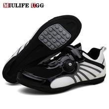 Sneakers Men Cycling-Shoes Road-Bicycle Dirt-Bike Spd Mtb Women Sports Summer Rubber