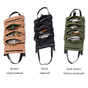 Image 4 - Car Multi functional  Backseat Storage Bag Multi pocket Car Organizer Car Storage Hanging Bag Universal Auto Seat Organizer