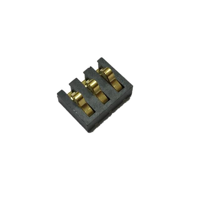 10 шт., контактный разъем для аккумулятора Motorola GP3188 GP3688 CP040 EP450 GP3988