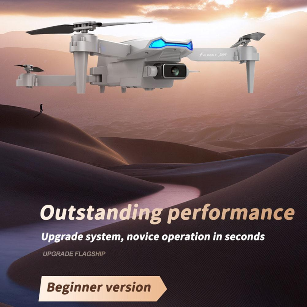 Toys For Boys Drone Wifi Dual Camera Zoom Height Quadcopter One RC Landing Mode And Headless Maintain Toy Boy Takeo