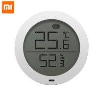 Original xiaomi mijia bluetooth higrothermograph higrômetro termômetro de alta sensibilidade tela lcd etiqueta magnética baixo consumir|Controle remoto inteligente| |  -