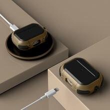 3d идеальный чехол s для airpods pro шкуры противоударный apple