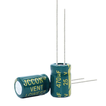 Electrolytic-Capacitor 470uf25v High-Frequency Low-Resistance Aluminum Volume:8x12 20pcs