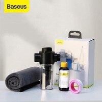 Kit de nettoyage de véhicule de lavage de voiture Baseus pour laver la voiture Kit de nettoyage de maison extérieur et intérieur Kit de nettoyage de serviettes en microfibre