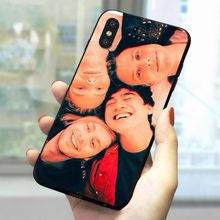 5 Seconds Of Summer 5SOS Phone Cover for iPhone 5S Case 6 6S 7 8 Plus Xs Max XR X 11 Pro Cases Back(China)