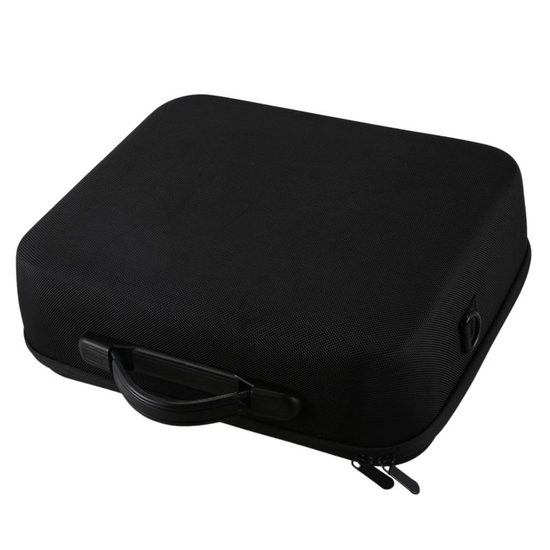Portable Drone Storage Bag, Shockproof Waterproof Carry Case Compatible for DJI Mavic 2 Pro Smart Controller (Black)