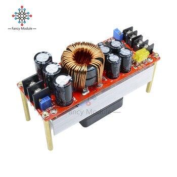 Diymore-Convertidor de refuerzo, módulo de fuente de alimentación de aumento, corriente constante con ventilador, 1500W, 30A, DC-DC, 10 -60V a 12 -90V 1
