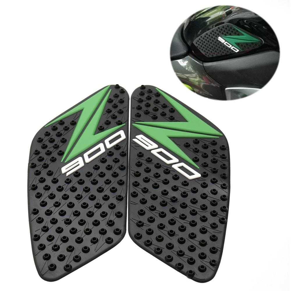 Motorcycle Tank Traction Pad Side Gas Knee Grip Protector Decal For KAWASAKI Z900 Z 900 2016-2017 2016 2017